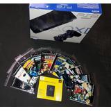 Consola Ps2 + 50 Juegos + 2 Controles 2 Memoria Envio Gratis