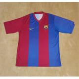 Camisa Barcelona Ronaldinho - Futebol no Mercado Livre Brasil 068836272953e