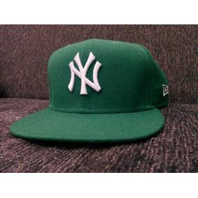 Boné New Era Snapback Original Fit New York Yankees Verde 568f6168352