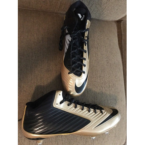 Tacos Gold Nike Para Hombres Velocidad De Vapor Td Fútbol 95c022ebd24da