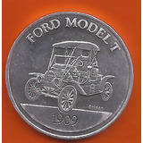 Ficha Carros Antiguos Ford Model T 1909