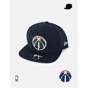 Gorra Nba Washington Wizards Metal New Era 9fifty Supercap 8e0997f856b