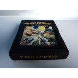 Missile Command Para Atari 2600,7800