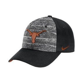 Nike Texas Longhorns Gorra Heathered H86 Unitalla Nueva e901f860ecf