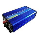 Inversor Corriente Onda Pura Sinusoidal 24v-2000w Baterias.