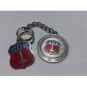 Chaveiros Antigos Comissão De Desportos Do Exército (cde)