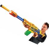 Pistola X-shot Max Attack Clip Baster + Cartuchos