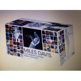 Box Miles Davis The Complete Columbia Album Collection