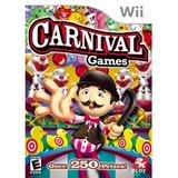 Juegos De Carnaval - Nintendo Wii
