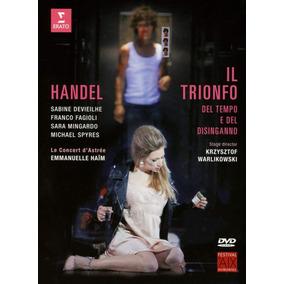 Haendel - El Triunfo Del Tiempo Y .... - Fagioli - Dvd