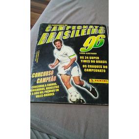 Album Campeonato Brasileiro 96 Faltam 134 Figurinhas