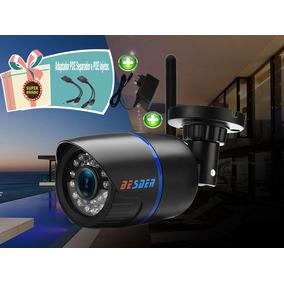 Camera Ip Wi-fi Hd 720p Besder