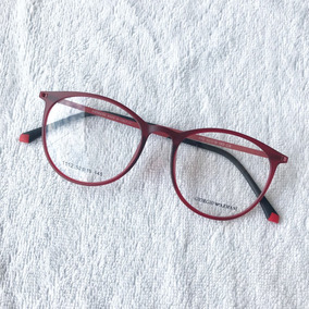 48c039862829d Armacao Oculos Leitura Titanio - Óculos no Mercado Livre Brasil