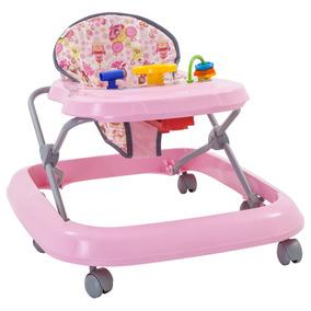 Andador Infantil Tutti Baby Toy Até 15 Kg Rosa
