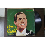 Disco Lp Vinil Carlis Gardel Volumen 3