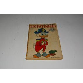 Almanaque Tio Patinhas Nº 20 - 03/1967 - Sem Figurinhas