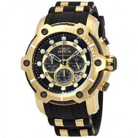 Relógio Invicta Bolt Cronógrafo Black Dial Men Watch-26751
