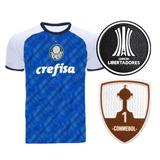 Camisa Palmeiras Libertadores 1999 Original