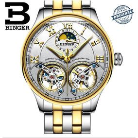 9a1831c739d Relogio Binger Automatico - Relógio Masculino no Mercado Livre Brasil