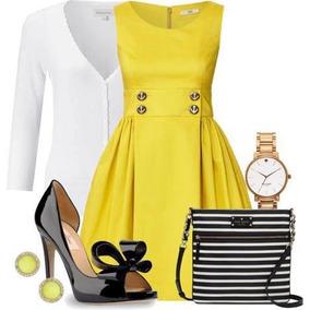 Vestido +casaco Elegante Evangelica E Executiva Cod#cas+