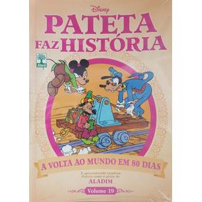 Hq Disney. Pateta Faz História 19 V. Mundo / Aladim (a) E05