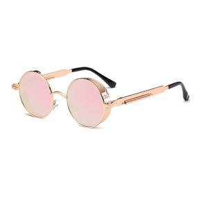 Óculos De Sol Rosa pink Ferrovia - Óculos no Mercado Livre Brasil e491524bda