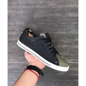 Tenis Versace Zapatos Hombre - Zapatos Verde en Mercado Libre México 7a14a399ee01a