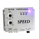 Procesador De Bajos Profesional Speed 2 Perillas