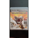 Twisted Metal Ps3 Físico