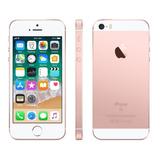 iPhone Se 16gb Rose/gold Tela 4 Ios9 12mp Original