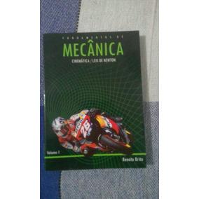 Fundamentos De Mecânica, Cinemática/leis De Newton Volume 1