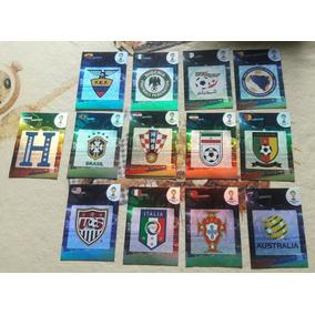 Card Adrenalyn Copa 2014 Escudo Unidade