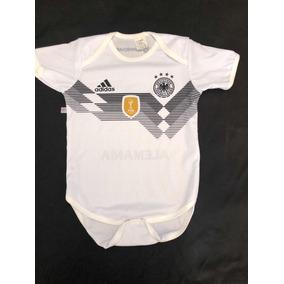 Pañalero Alemania 2018 Mundial Bebé Nombre + Número