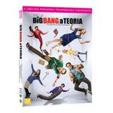 Box: Big Bang - A Teoria (theory) - 11ª Temporada - 2 Dvds