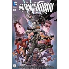 Batman E Robin Eternos - Completo - 13 Vols - Panini
