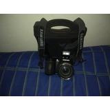 Camera Digital Semiprofissional Samsung Wb100, Ótimo Estado