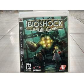 Bioshock Ps3 Usado Frete Cr 12,00