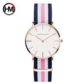 Reloj Casual Elegante De Moda Dw Envio Gratis