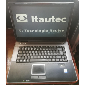 Notebook Infoway Itautec T8300 Core2duo 2.4ghz 4gb Ssd 120gb