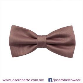 Moño/pajarita/bowtie Rosa Palo Marca José Roberto