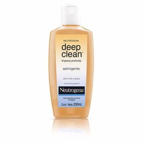 Loción Neutrogena Deep Clean Astringente 200 Ml