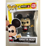 Funko Pop Disney 90th Conductor Mickey #428 Original