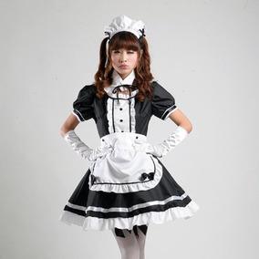 Cosplay Maid - Disfraces para Adultos en Mercado Libre Argentina d6154ffc419f