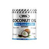 Aceite De Coco Organico 1 Litro Real Pharm