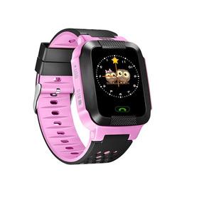 Relógio Infantil Gps Lbs Localização Monitoramento Q50 Ds39