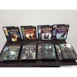 Coleção Completa Harry Potter 8 Filmes + Brinde