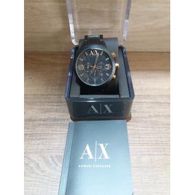 c46cb9b779f Relógio Armani Exchange Ax 1134 ( Na Caixa ) Novo - Relógios De ...
