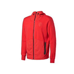 Sudadera Puma Ferrari Look Tendy Rojo Hombre 573475-02