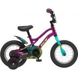 Bicicleta De Niño Gt Siren Morado Aro 12 // Bamo