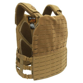 18d7d7f107 Colete Tático Plate Carrier Apolo Coyote - Invictus
